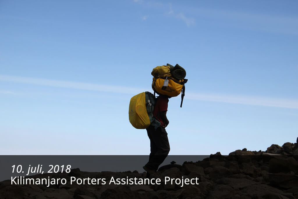 Blog - Kilimanjaro Porters Assistance Project