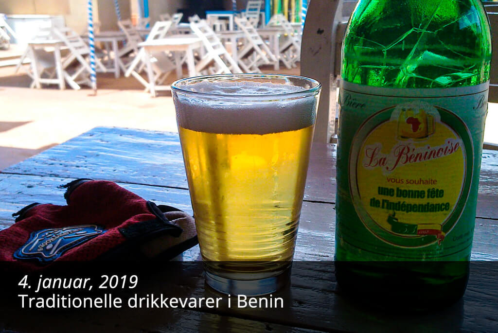 Blog - Traditionelle drikkevarer i Benin