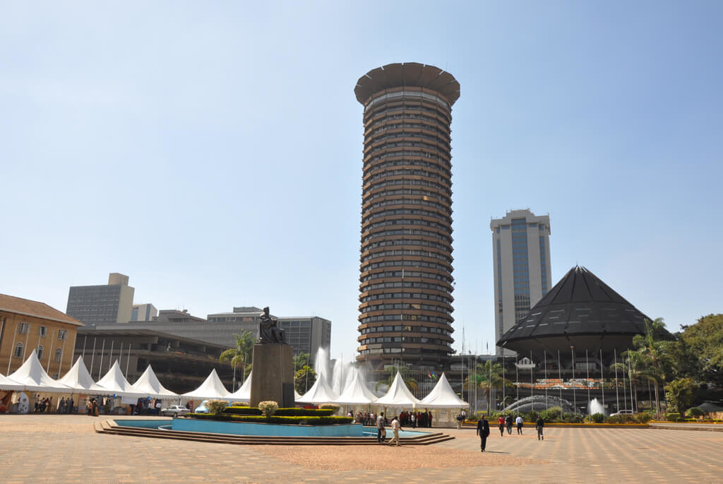 kenyatta-international-conference-center-kenya, Nairobi, KICC