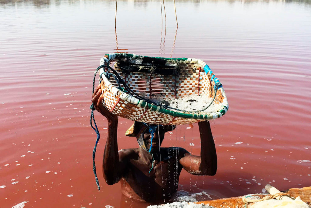 Lac Rose-senegal