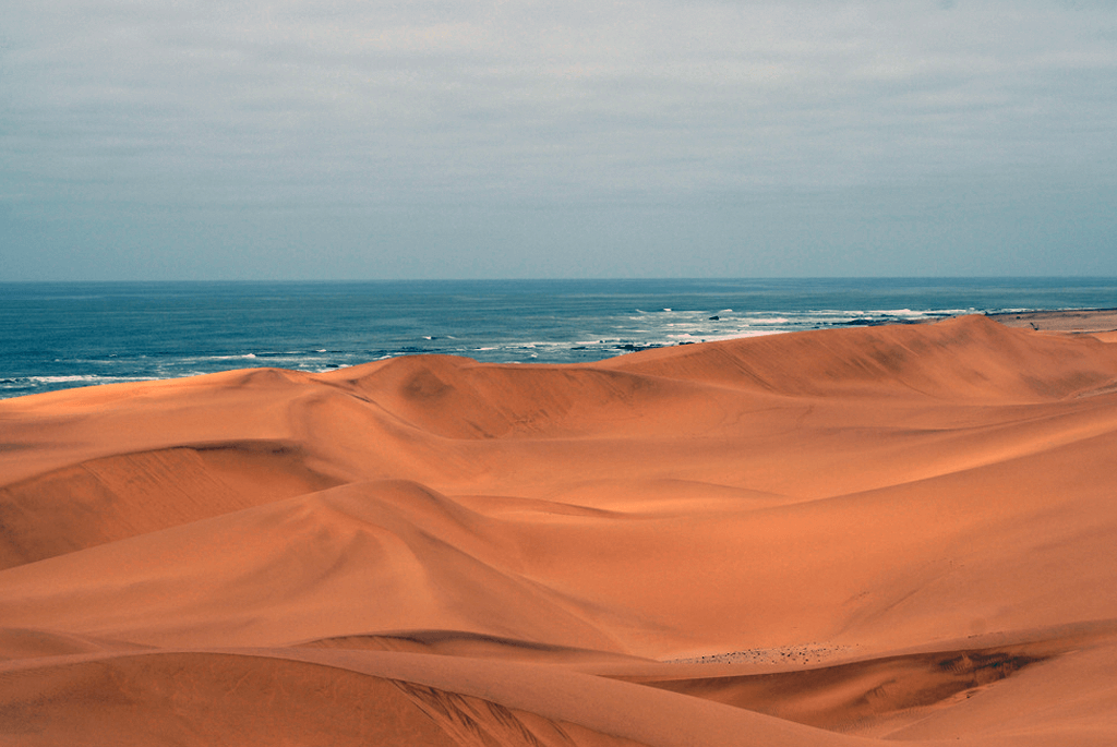Skeleton Coast-strand-namibia
